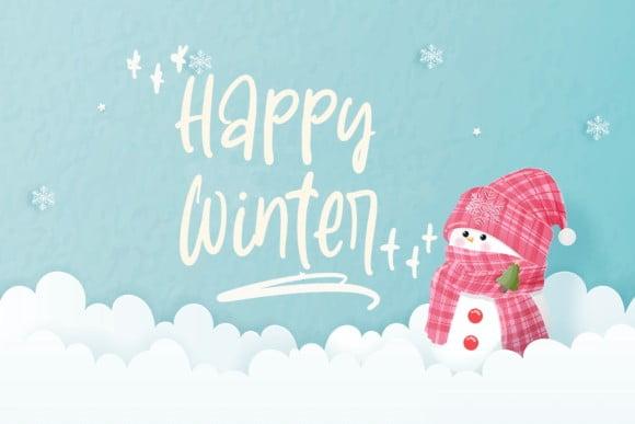 Winter Lova
