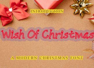 Wish of Christmas Font