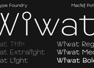 Wiwat Font