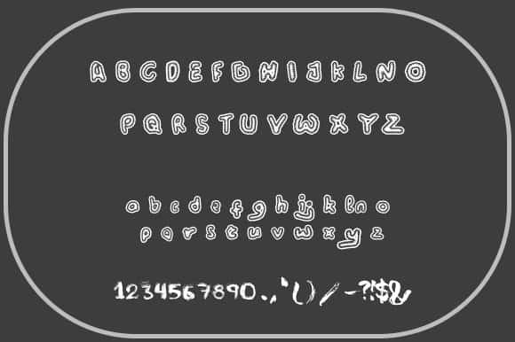 Wormspy Font