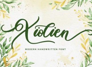 Xiolien Font