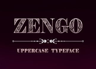 Zengo Font