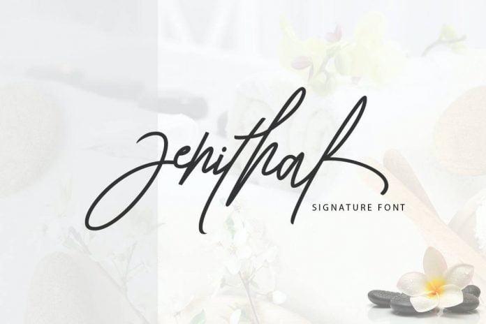 Zenithal Font