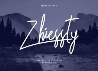 Zhiessty Signature