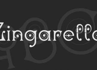 Zingarella Font