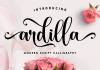 Ardilla Script Font