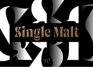 Single Malt Font