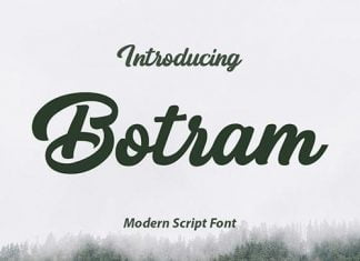 Botram Font