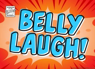 Belly Laugh Font