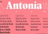 Antonia (c) Typejockeys Font