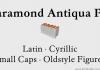 Garamond Antiqua Pro Font