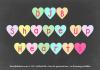 DJB Shape Up Hearts Font