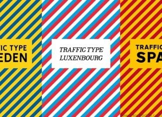 URW Traffic Type Fonts