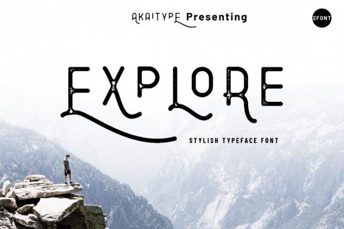 Explore Typepace Font