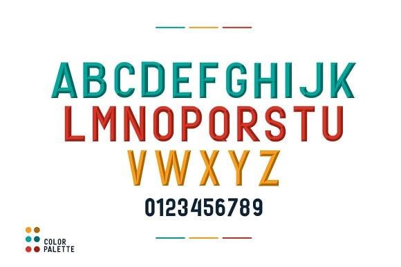 GERONIMO Font