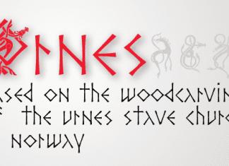Ornes Font