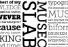 Museo Slab Complete Font