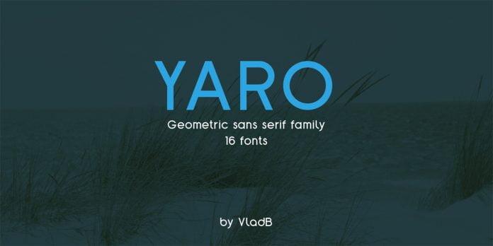 Yaro Font